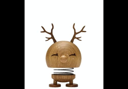 Hoptimist Medium Reindeer Bimble - Oak