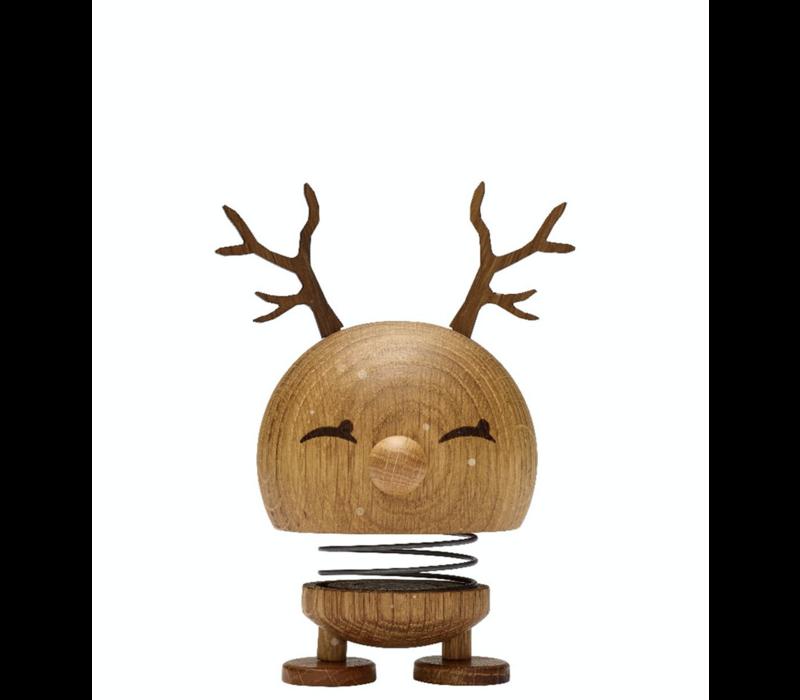 Medium Reindeer Bimble - Oak