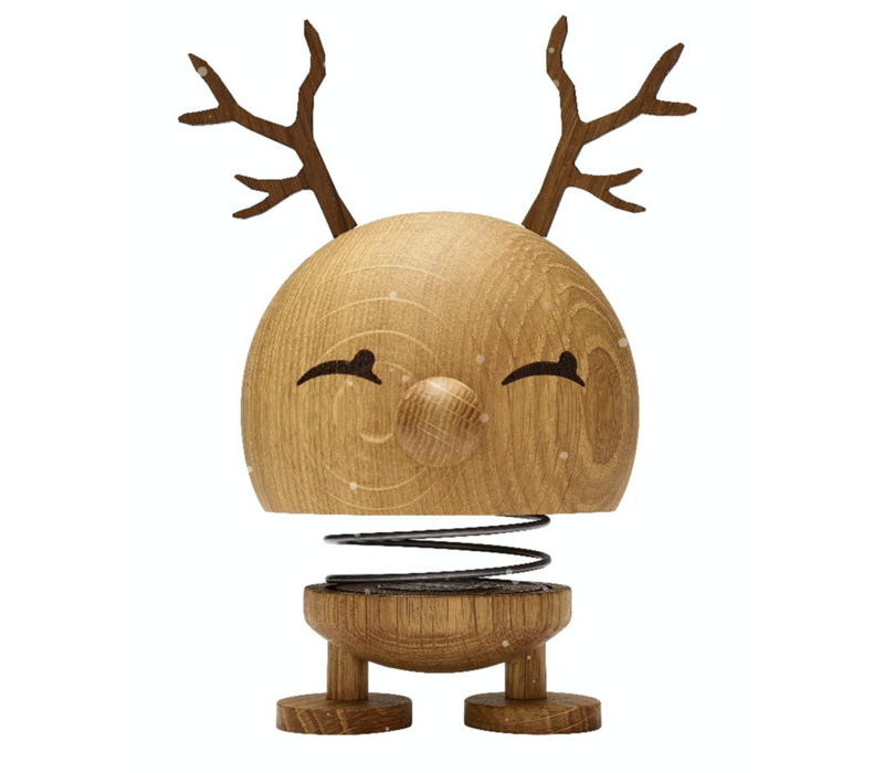 Large Reindeer Bimble - Oak