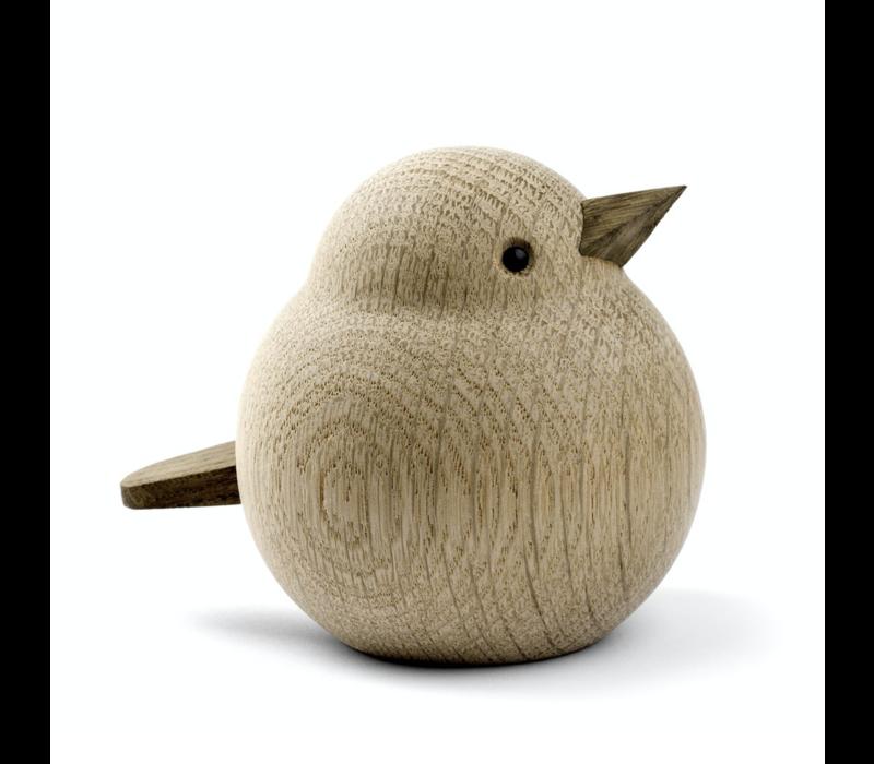 Medium Sparrow natural oak