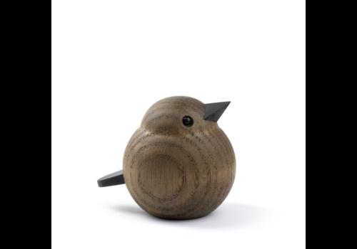 Novoform Small Sparrow smoked oak
