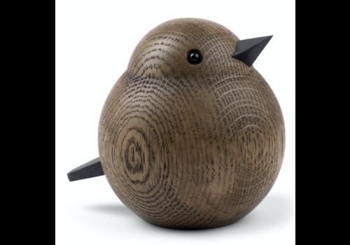 Novoform Large Sparrow smoked oak