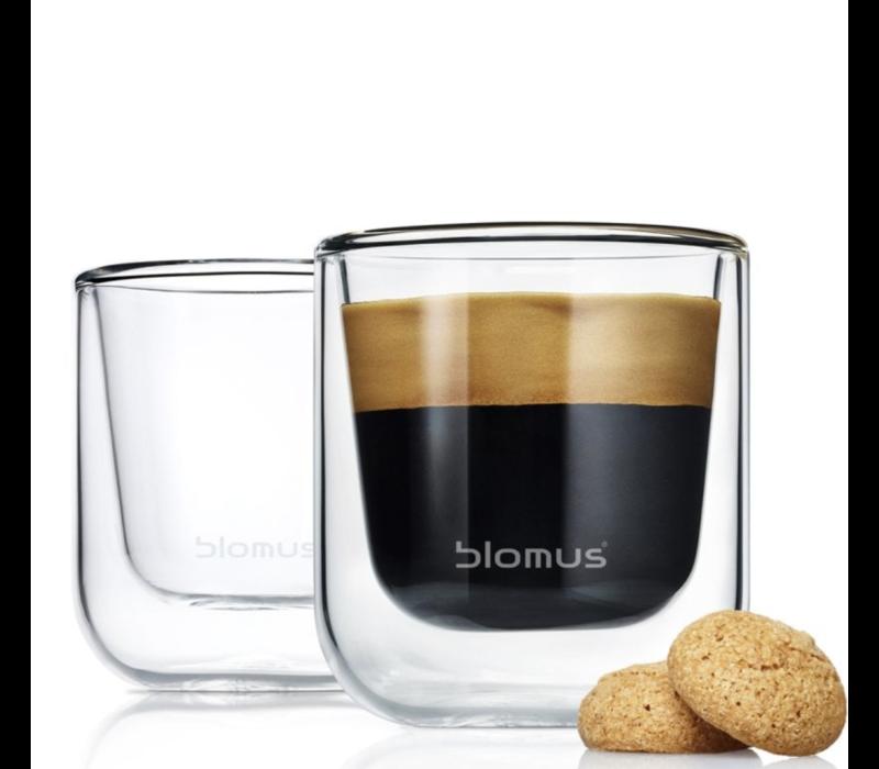 NERO Espressoglazen (set van 2)