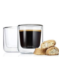 NERO Koffieglazen (set van 2)