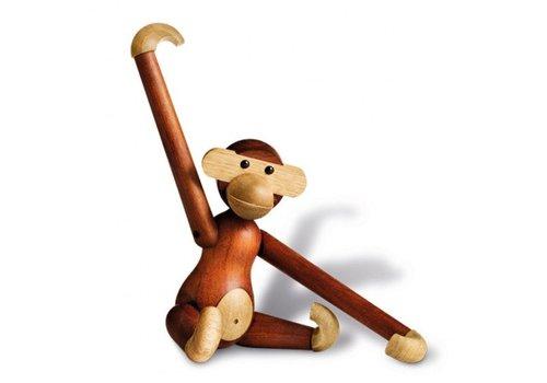 Kay Bojesen  Monkey small teak & limba