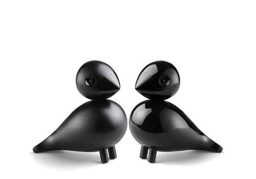 Kay Bojesen  Lovebirds black
