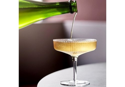 Ferm Living  Ripple champagneglazen