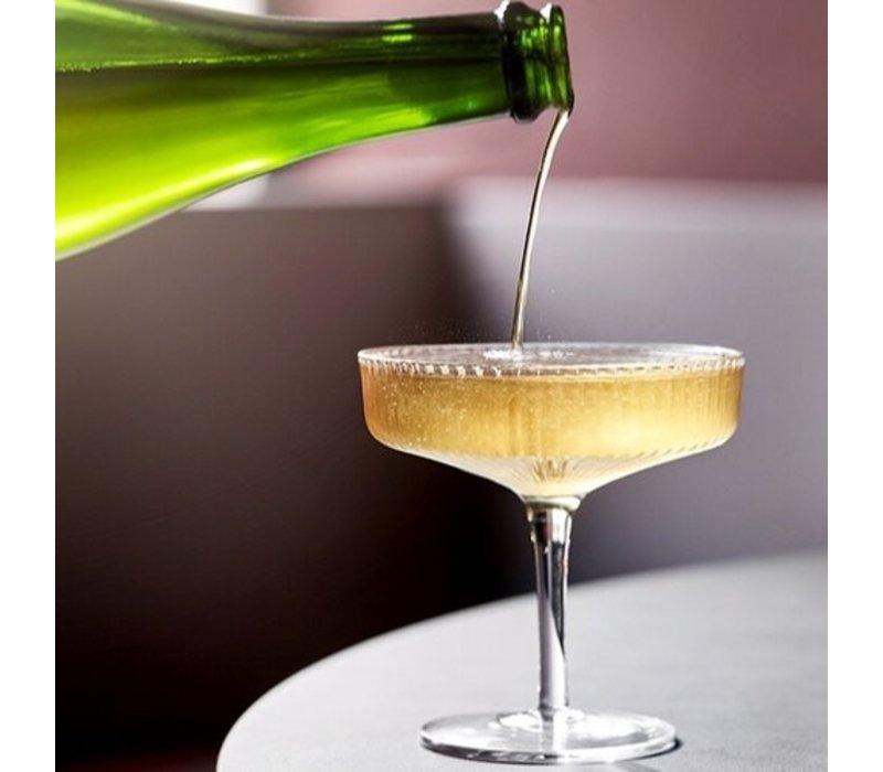 Ripple champagneglazen