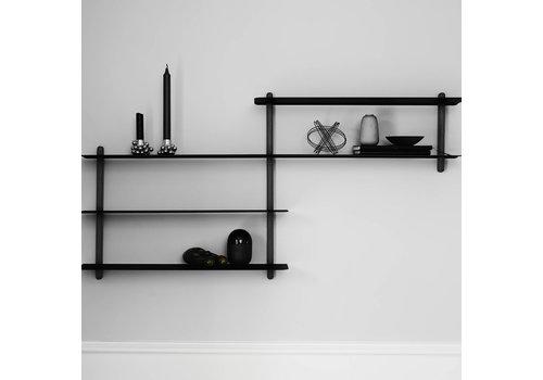 Gejst Nivo B shelf black
