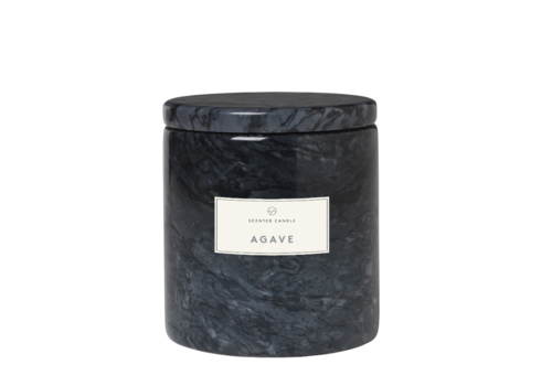 Blomus Marmeren geurkaars Frable - Agave