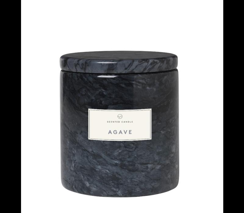 Marmeren geurkaars Frable - Agave