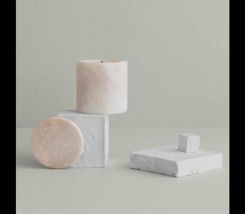 Marmeren geurkaars Frable - Mora