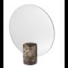 Blomus Marmeren tafelspiegel PESA - Donkerbruin