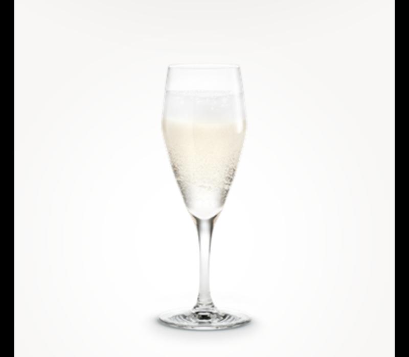 Perfection Champagne glazen - 4 + 2 GRATIS!
