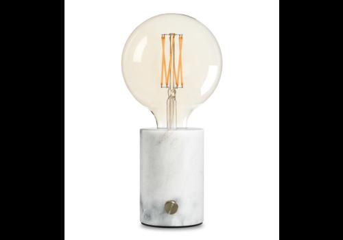 Edgar Home ORBIS Lamp wit marmer