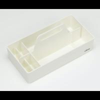 Toolbox Cream white