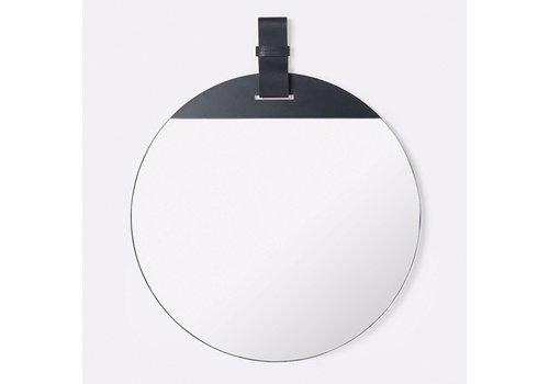 Ferm Living  Enter mirror black