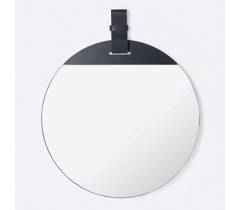 Enter mirror black
