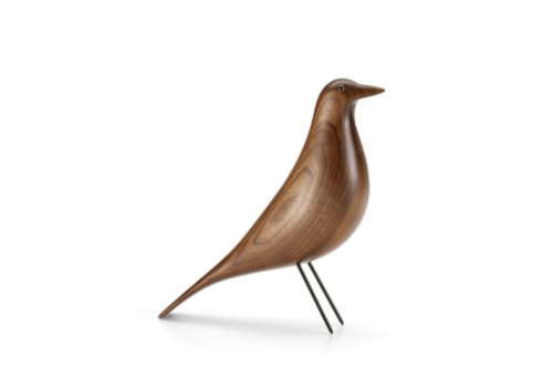 Vitra Eames House Bird - Walnut