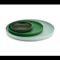 Green Trays - set van 3
