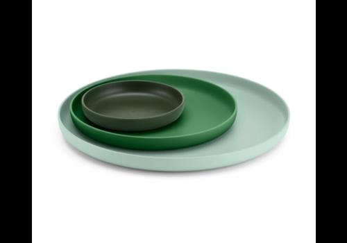 Vitra Green Trays - set van 3