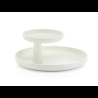 Rotary Tray - White
