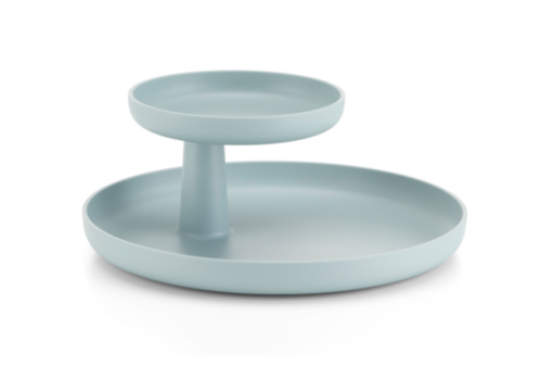 Vitra Rotary Tray - Ice Grey
