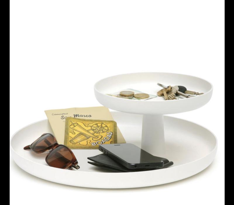Rotary Tray - Mint Green