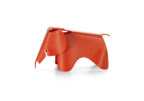 Vitra Elephant small - Poppy Red