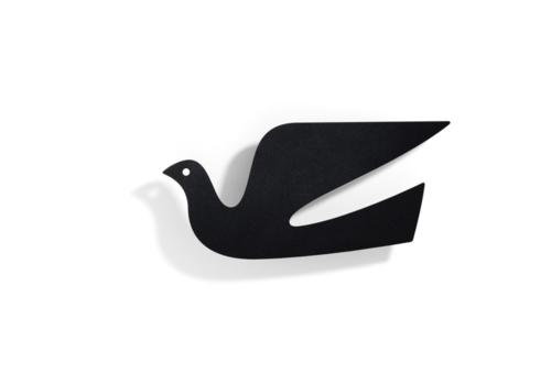 Vitra Metal Wall Relief Dove