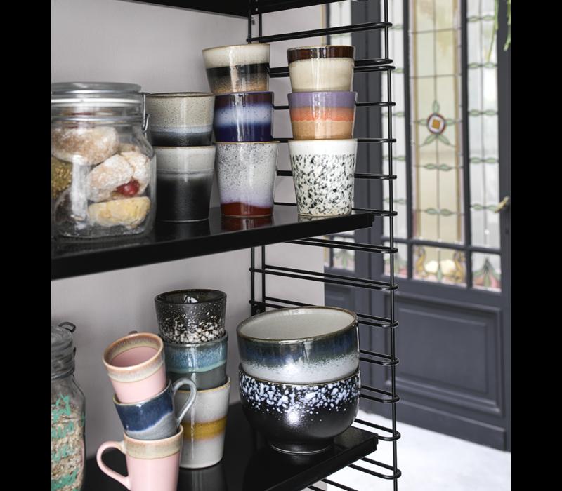 ceramic 70's tapas bowls (set of 4)