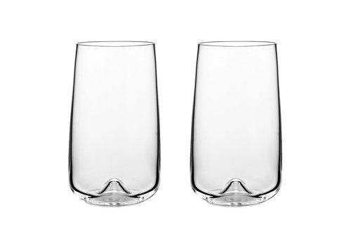 Normann Long drink glazen - set van 2