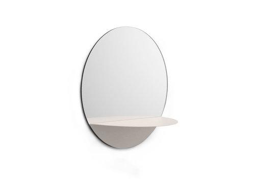 Normann Horizon round mirror