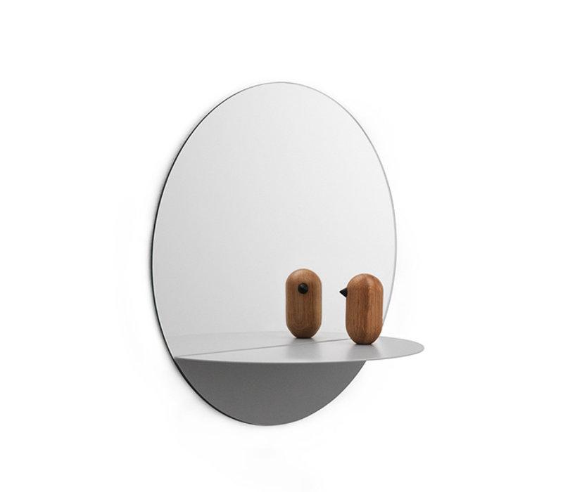 Horizon round mirror