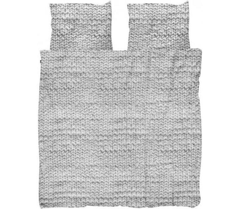 Dekbed - 2 persoons - Twirre grijs