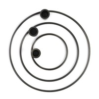 Oribital set van 3 kandelaars