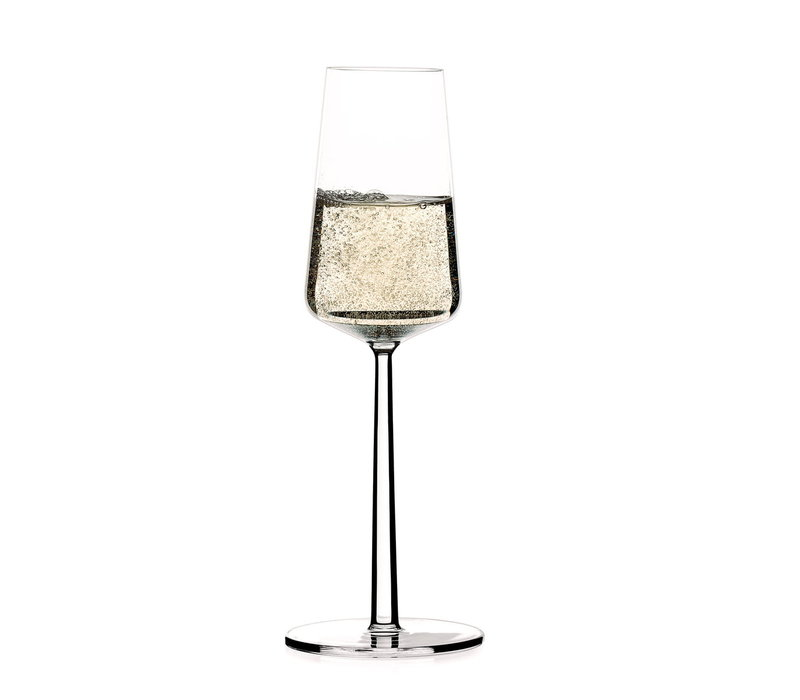 Essence champagneglazen set van 2