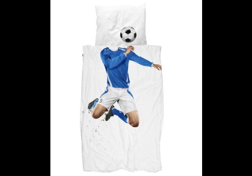 Snurk Dekbed - 1 persoons - Soccer