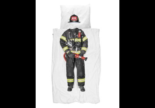 Snurk Dekbed - 1 persoons - Firefighter