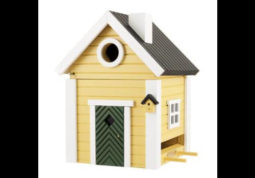 Wildlife Garden Vogelhuisje - Yellow Cottage
