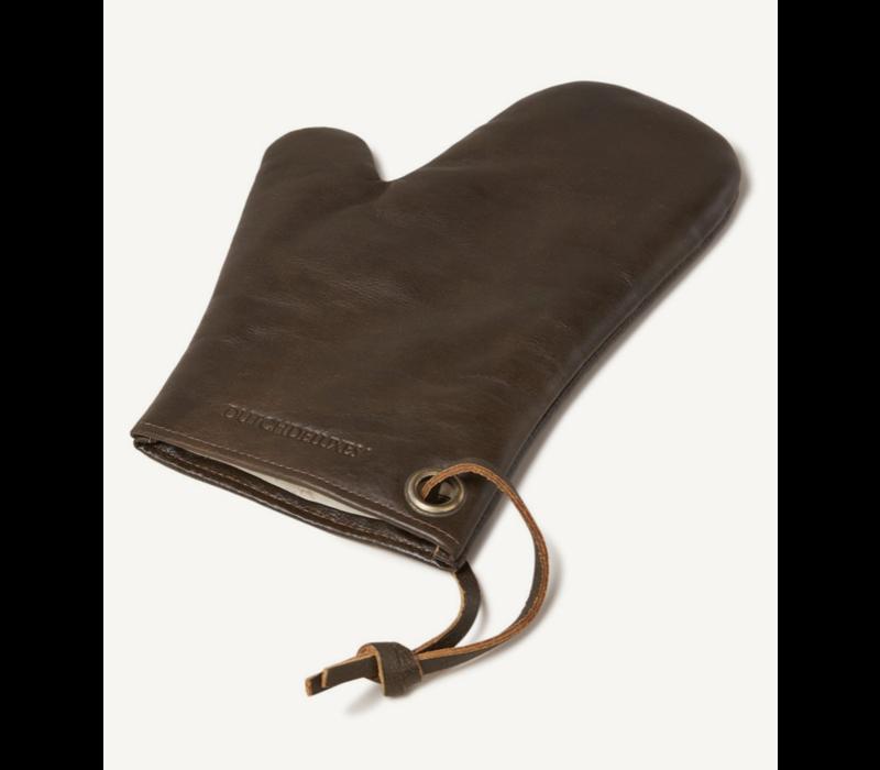 Ovenwanten Vintage Leder