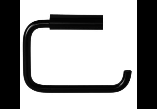 Blomus Toiletrolhouder zwart MODO