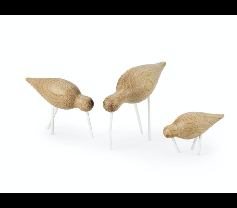 Shorebird - White