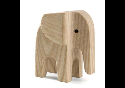 Novoform Elephant - Natural Ash