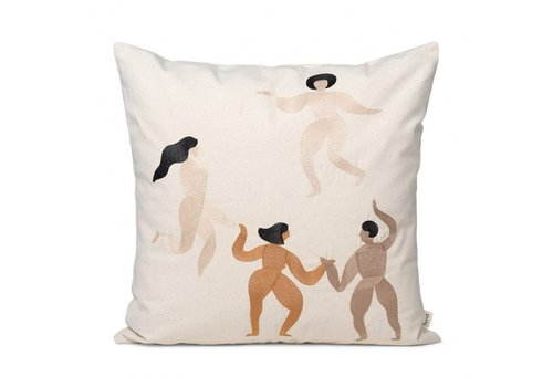 Ferm Living  Free cushion - Naturel