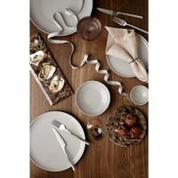 Marmeren tray - M - PESA - Donkerbruin