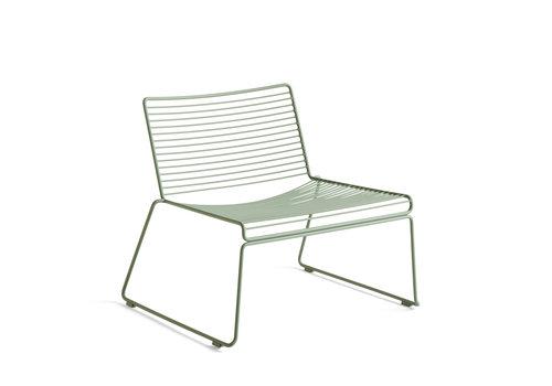 Hay Hee Lounge Chair Muntgroen