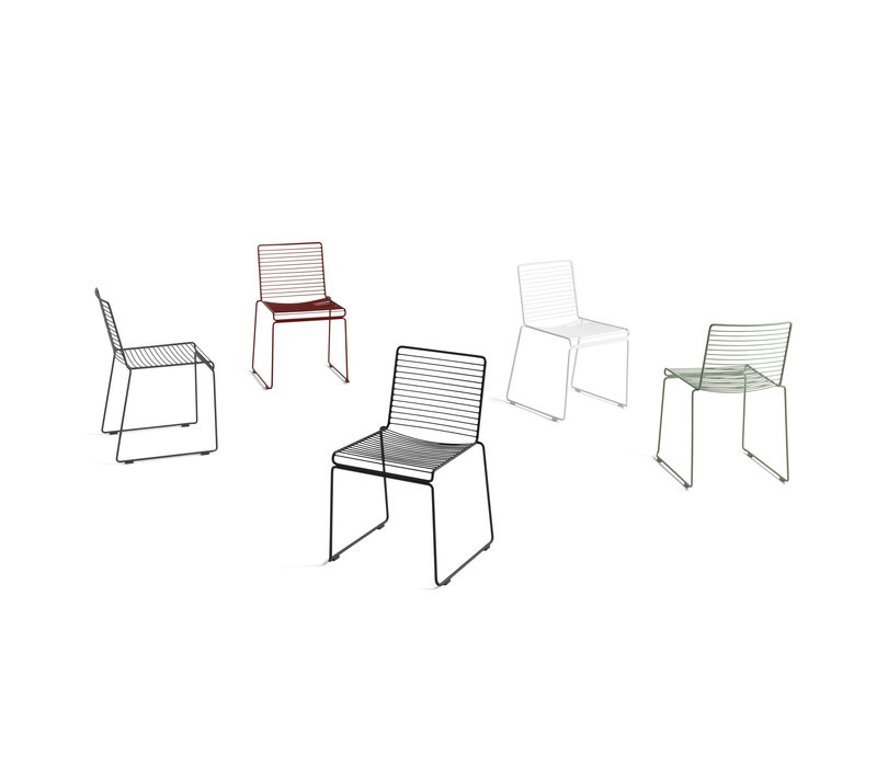 Hee Dining Chair Wit