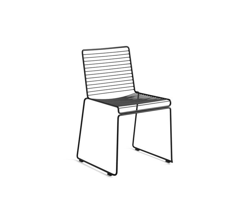 Hee Dining Chair Zwart