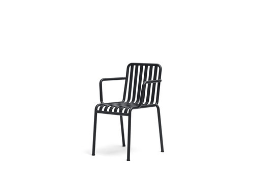 Hay Palissade Armchair Antraciet